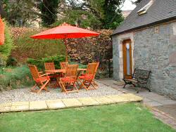 Holiday Cottage Patio